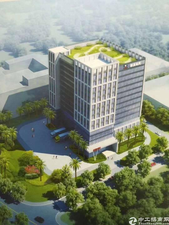 公明17层原房东带红本全新高新科技园40460平米厂房出租