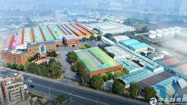 租厂房不如买厂房60000平米广州新塘红本厂房出售