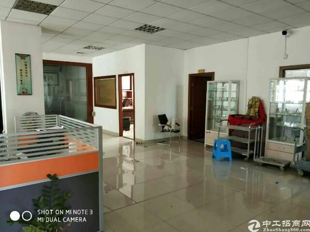福永桥头富桥二区3楼带装修厂房出租