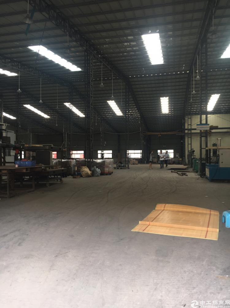 原房东钢构厂房出租3000平方