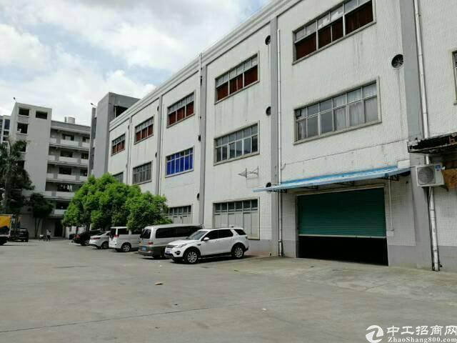 清溪镇高速出口附近独院厂房5000平方带装修