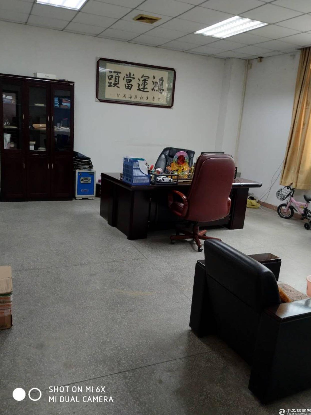 观澜松元厂房出租 有现成装修好的办公室 无需转让费