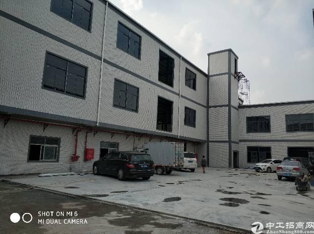 惠州陈江标准厂房1000平米到顶5.5米