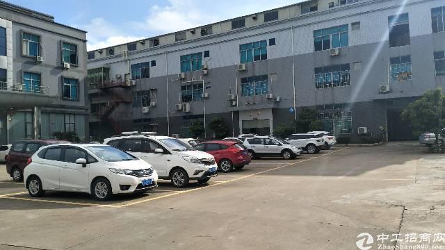 厚街宝塘带装修厂房办公室1380平方米招租