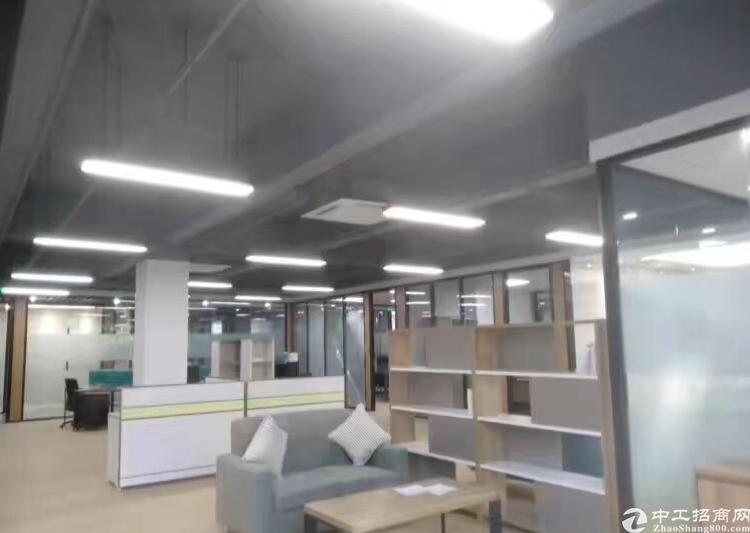 龙岗坪山200平方精装修写字楼招租