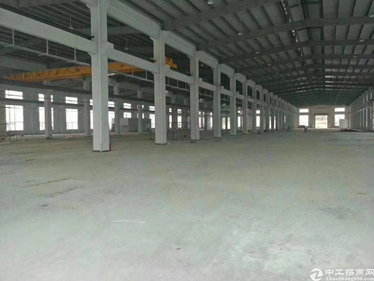 福永新出单层1楼3600平米厂房出租