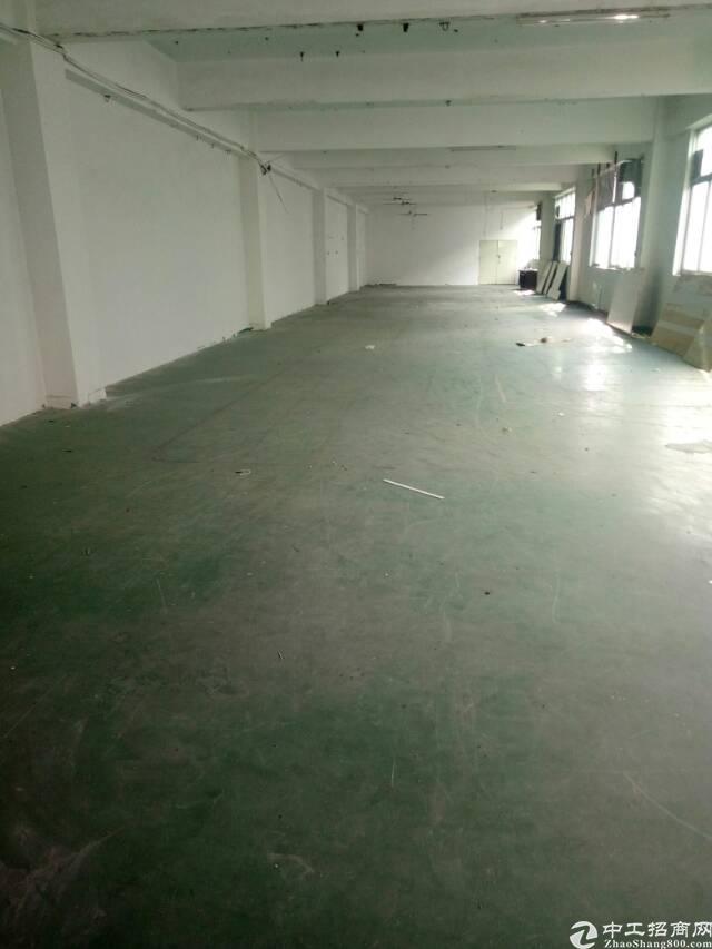 深圳宝安福永和平重庆路附近新出1500平标准厂房