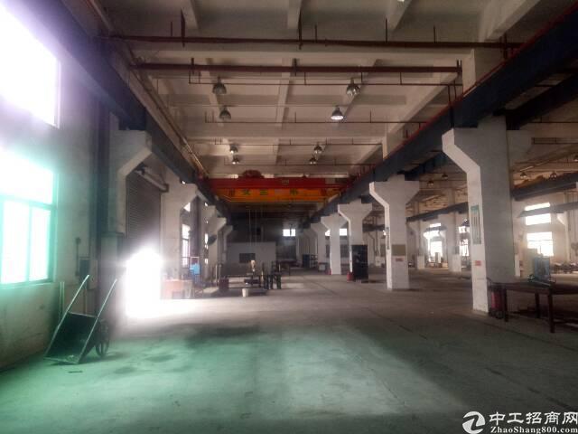 东城独院花园式重工业厂房出租