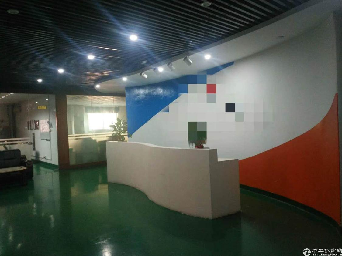 福永新出1300平百级无尘车间厂房