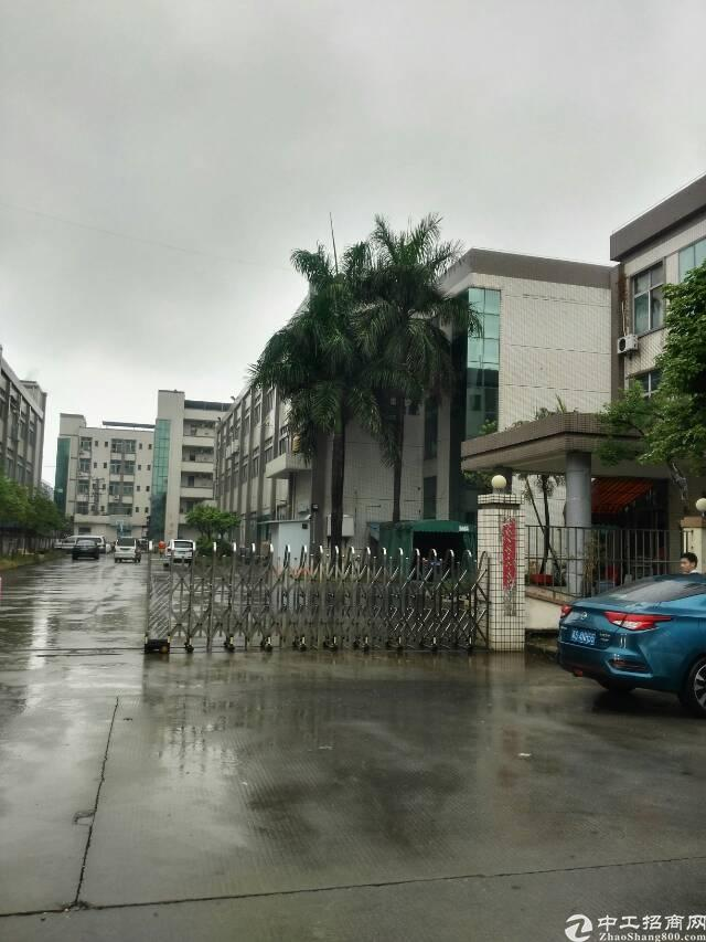 茶山占地7500平建筑10000平双证厂房出售