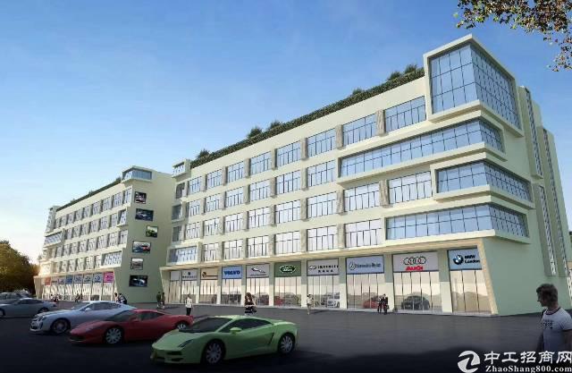 布吉丹竹头地铁旁新出独门独院20000平创意园可大小分租