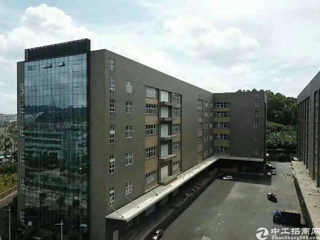 西乡黄田大型工业区一楼5000平方厂房出租