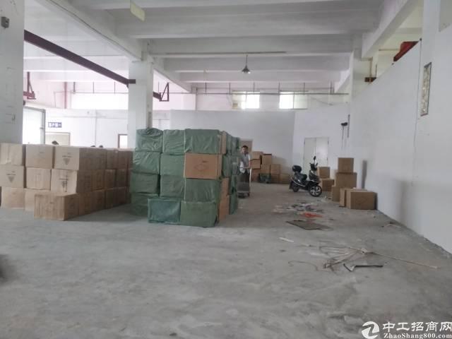 福永新出一楼厂房430平带办公室