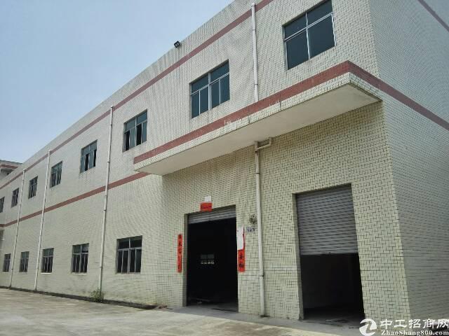 清溪三中400-500平方重工业全新厂房分租,