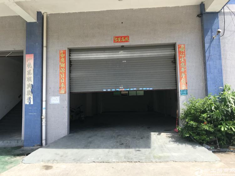 坂田上雪科技园新出一楼1080平米厂房出租