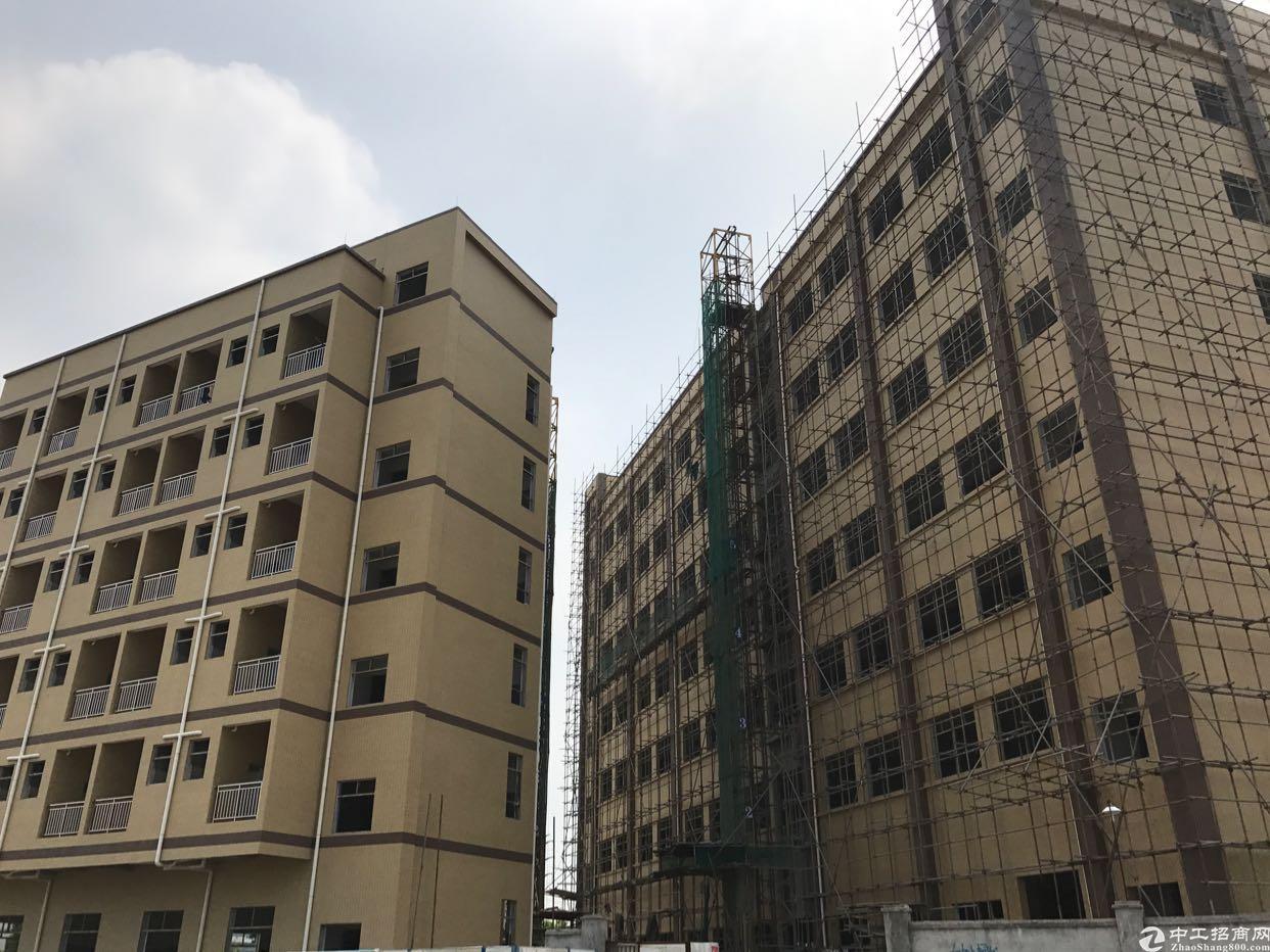惠州惠阳镇隆工业园新建标准厂房12000平