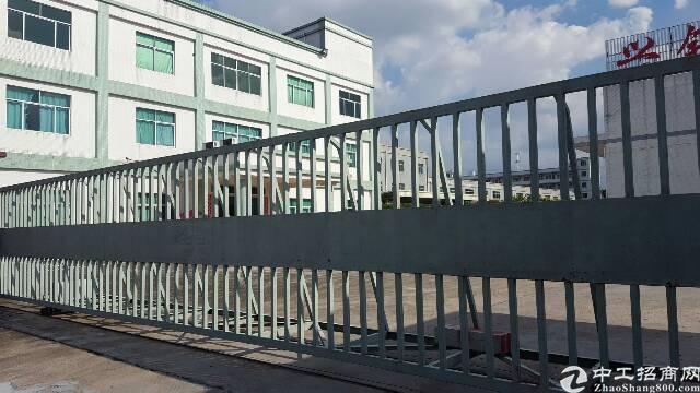 荔横村汽车站旁二搂600平带办公室装修厂房出租