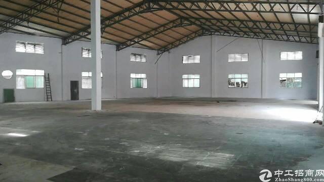 小金口成熟工业区独院单一层钢构厂房出租