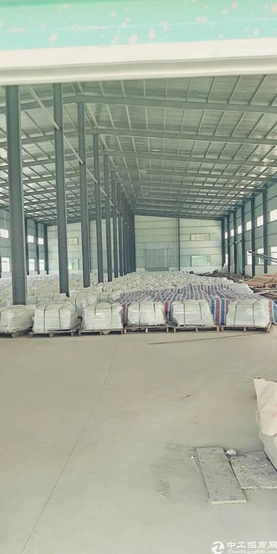 黄江镇高速路口旁边原房东新建钢钢构,