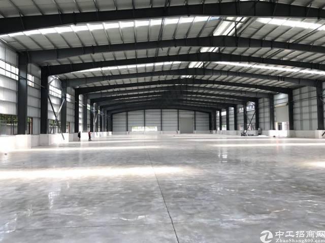高埗镇低涌村全新钢构厂房出租