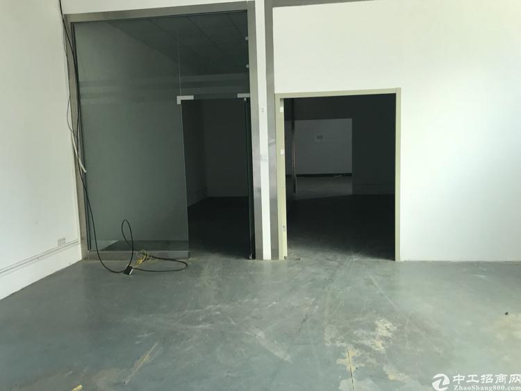 坂田上雪科技园新出一楼1080平米厂房出租-图2