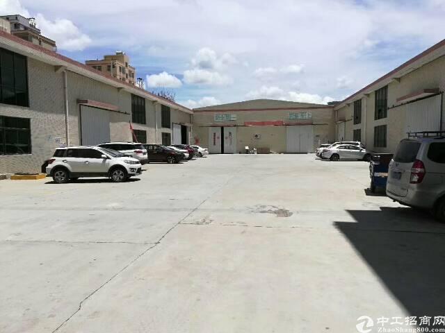 惠阳新圩一楼钢构3000平方出租可办环评