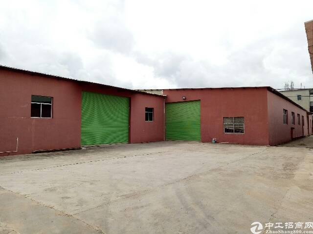 坪山区石井路口工业园分租钢结构3000平方