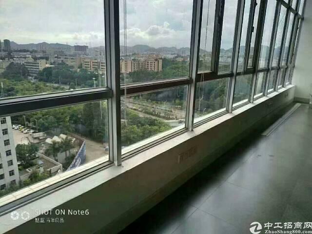 深圳龙华新区豪华装修写字楼急招租