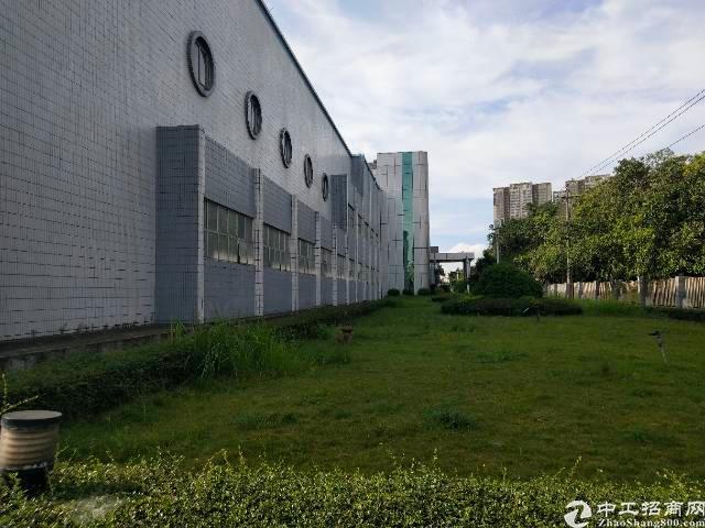 怀德独栋标准厂房1-6楼带装修厂房出租