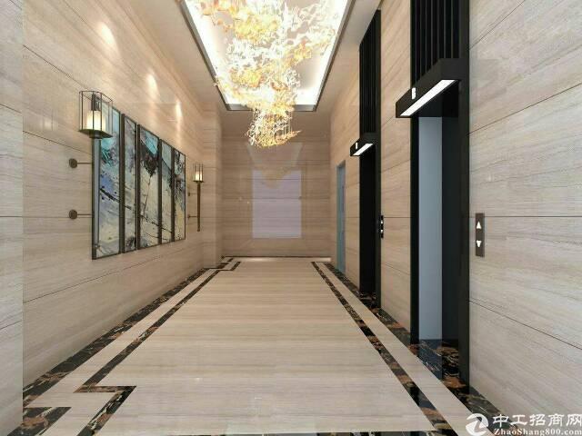 出租固戍地铁口200米处全新写字楼