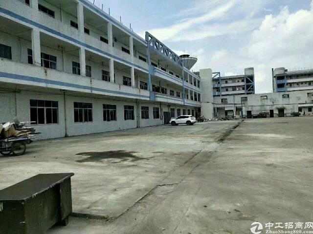 东莞清溪镇标准厂房1800平方