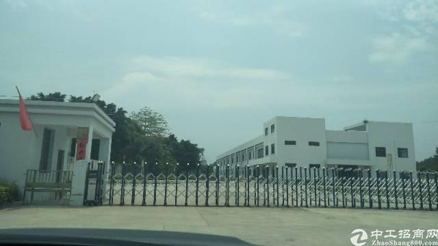 惠州靠东莞桥头标准厂房出售