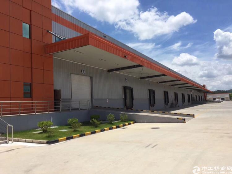 哪里有冷冻仓库。惠州市大型15000平冷冻工厂出租设备齐全