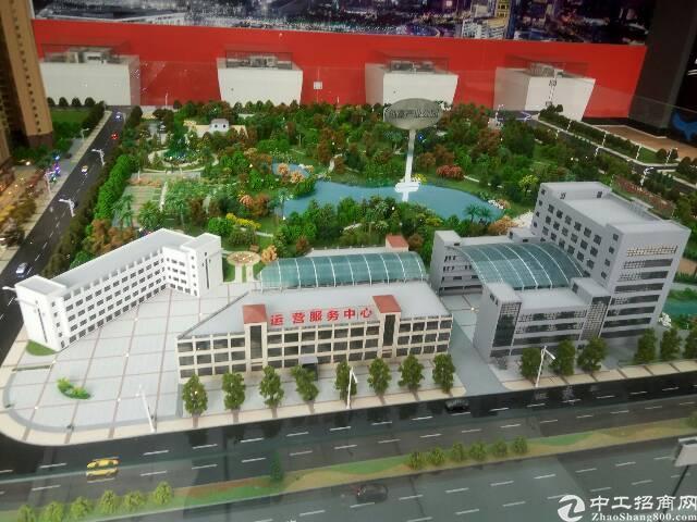 东莞市南城大量写字楼带免费停车位出租。