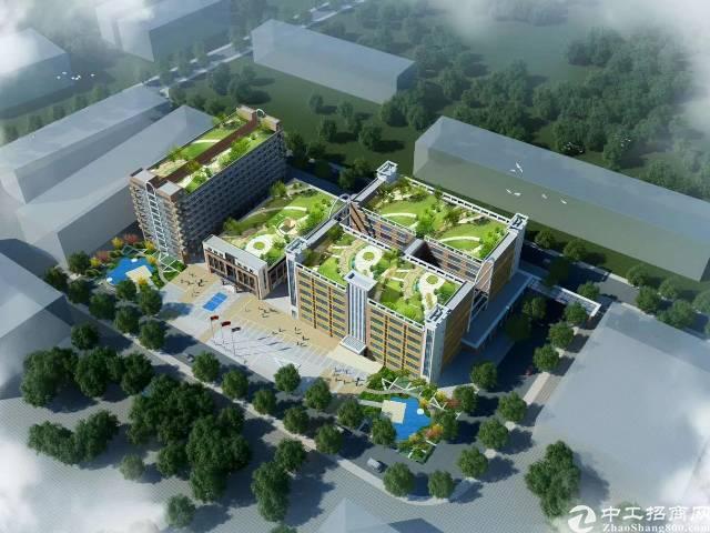 松岗罗田龙大南光高速出口红本花园式高新产业园厂房现对外出租