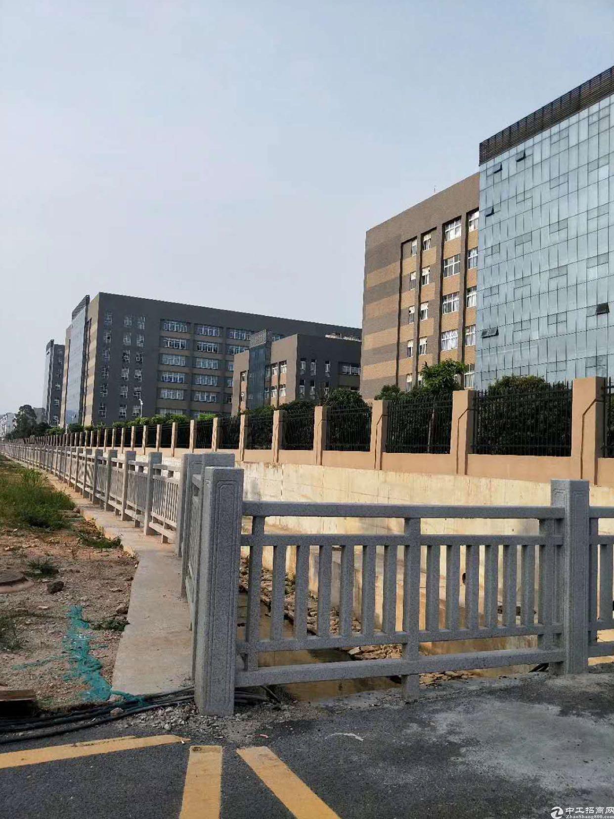 深圳智能产业园1-6层63000M带红本厂房招租-图4