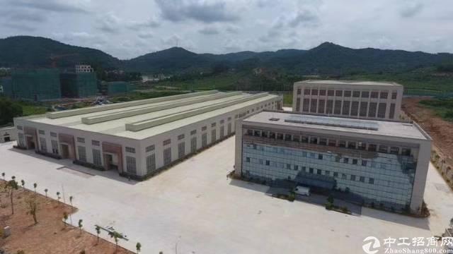 公明圳美新出带红本厂房1-4层还有单一层厂房