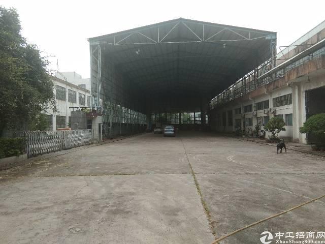 深圳观澜福民独院钢构8000平方按实际面积出租