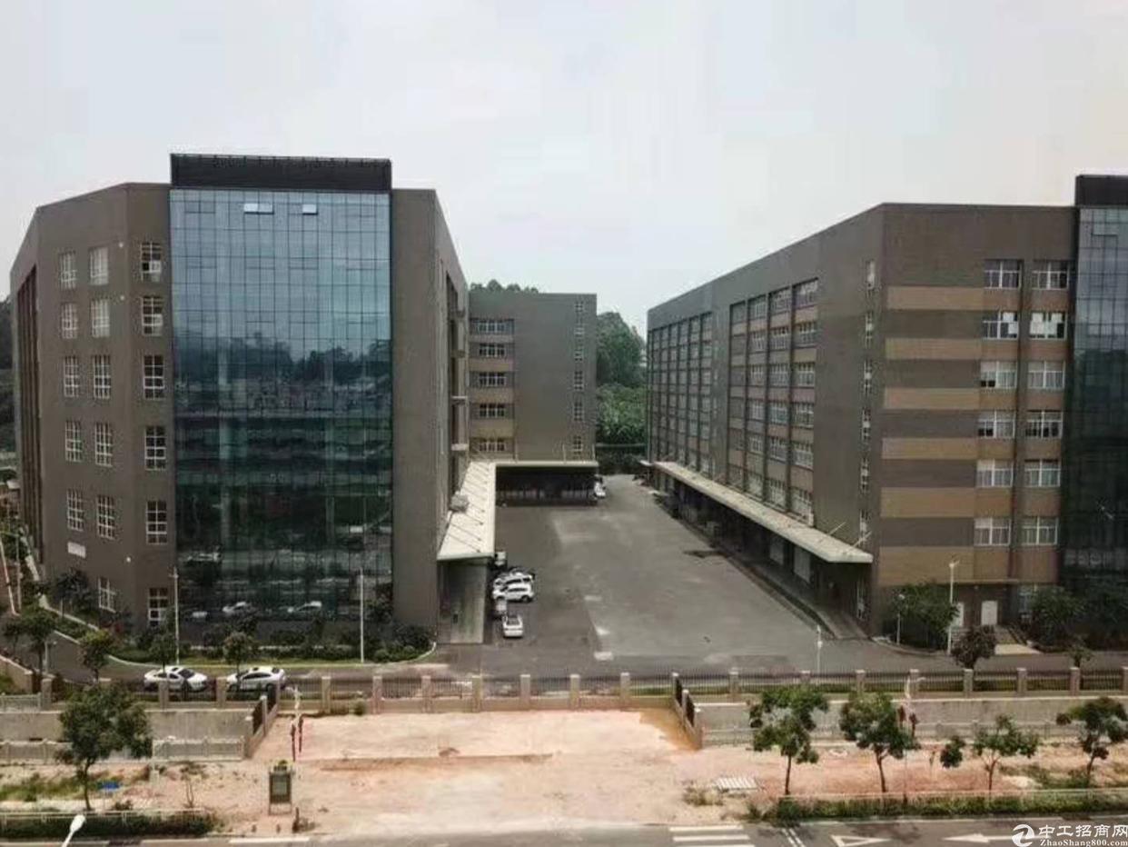 深圳智能产业园1-6层63000M带红本厂房招租-图5
