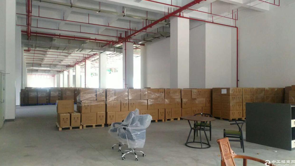 深圳智能产业园1-6层63000M带红本厂房招租-图2