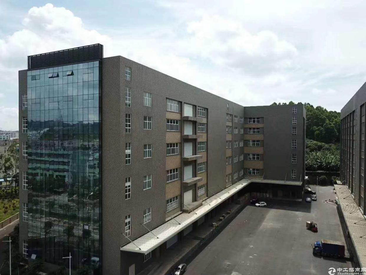 深圳智能产业园1-6层63000M带红本厂房招租-图7