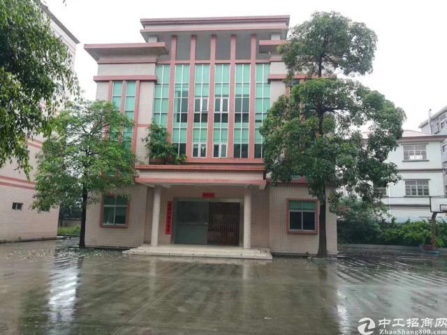 清溪新出花园式独院厂房1-3F11000平方米可分租