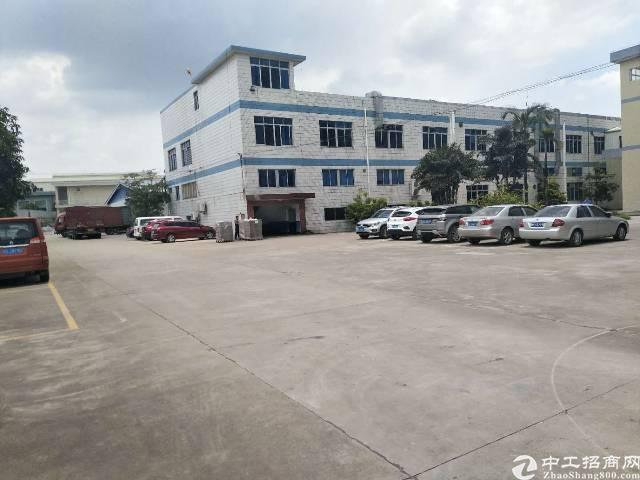 桥头镇新出独院标准厂房1-2层12000平方,线路齐全
