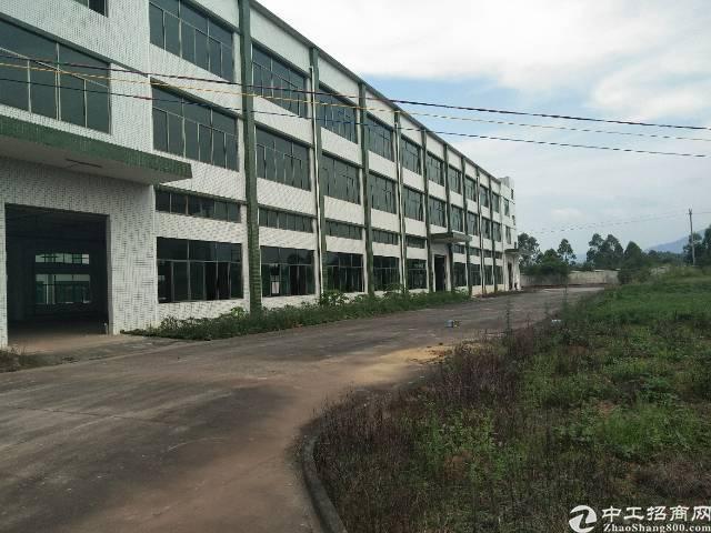 惠州占地五万标准厂房出售