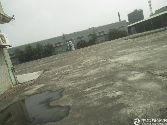 石湾科技园五万平米钢构厂房出售