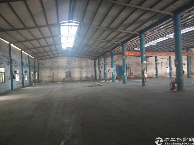 龙岗8米高钢构厂房10000平