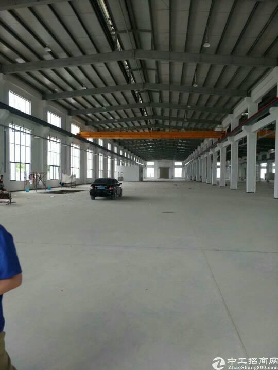 桥头镇钢构厂房