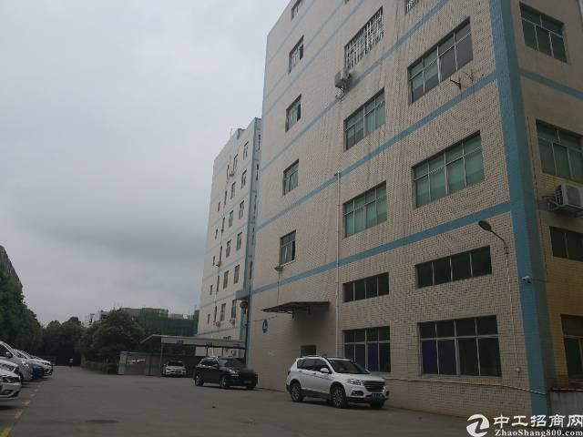 清溪新出适合做研发的楼上厂房1800平米出租