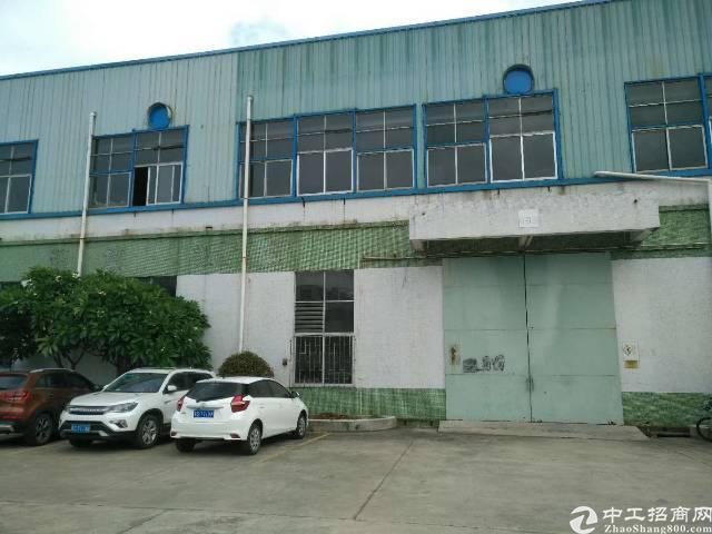 东莞市高埗镇低涌村高龙路旁标准一楼