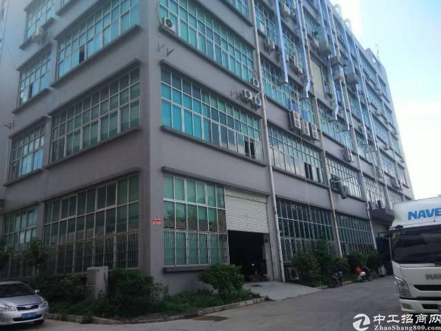 光明新区原房东电1600Kva独院厂房6680平25元租